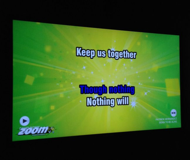 Bam karaoke box 2