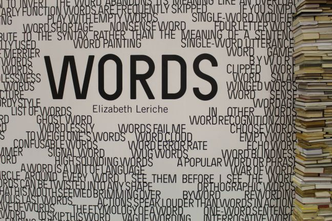 Words Elizabeth MO14 1