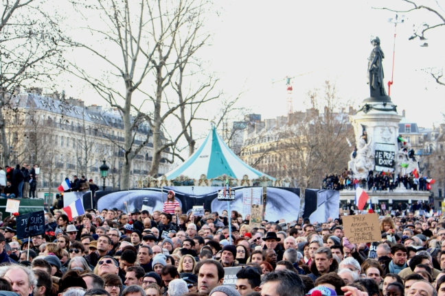 11 janvier 2015 Paris Je suis charlie 1