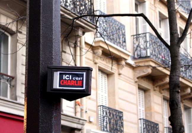 11 janvier 2015 Paris Je suis charlie 2