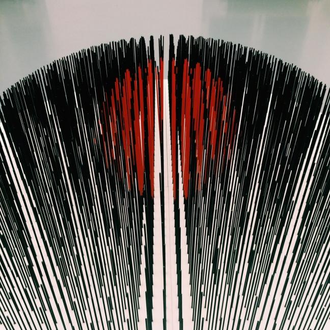 Soto exhibition Perrotin 2