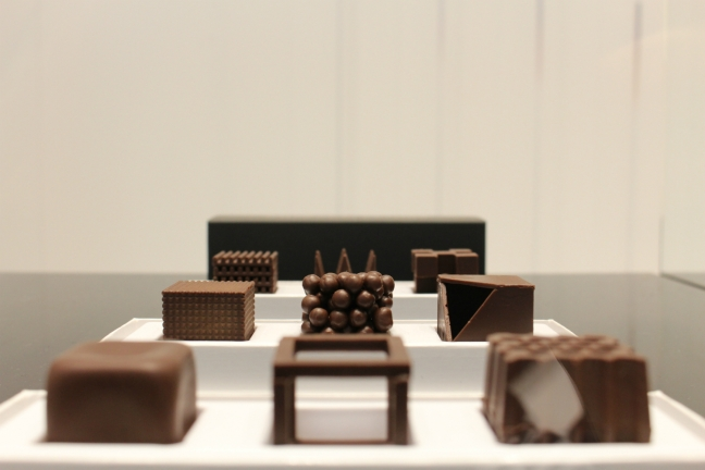 Chocolatexture Lounge Nendo 2