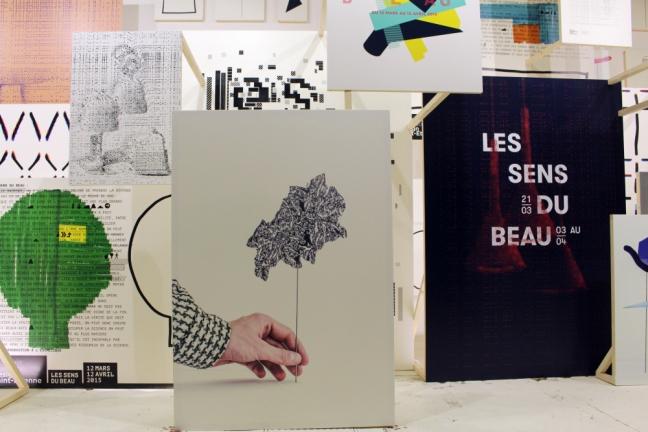 Biennale Design Saint Etienne les sens du beau intro