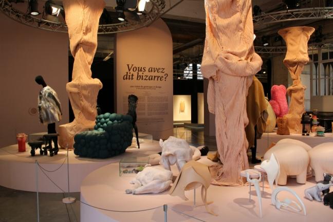 Biennale Design Saint etienne vous avez dit bizarre