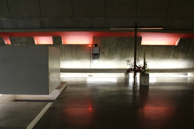 Eglise Le Corbusier 3