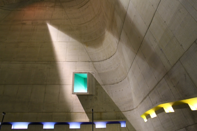 Eglise Le Corbusier 4